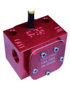 EI Red Cube Fuel Flow Transducer