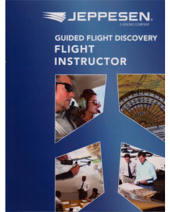 Jeppesen Guided Flight Discovery Flight Instructor Textbook