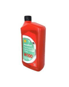W100 Piston Aviation Oil