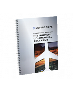 Jeppesen Guided Flight Discovery Instrument/Commercial Syllabus