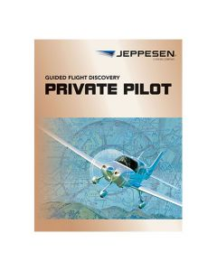 Jeppesen Guided Flight Discovery Private Pilot Textbook